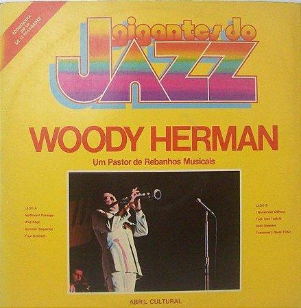 LP - Woody Herman – Um Pastor De Rebanhos Musicais