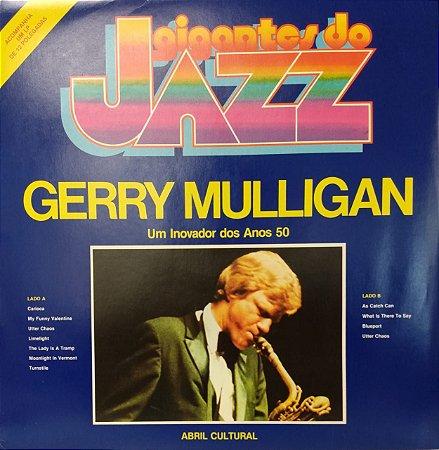 LP - Gerry Mulligan – Um Inovador Dos Anos 50