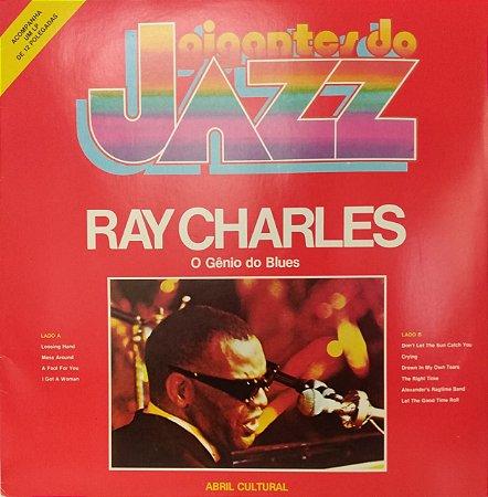 LP - Ray Charles – O Gênio Do Blues