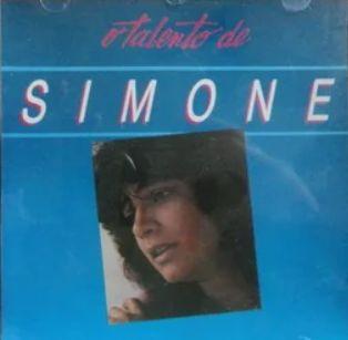 CD - Simone - O talento de Simone