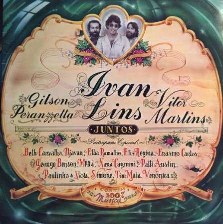 LP - Ivan Lins – Juntos