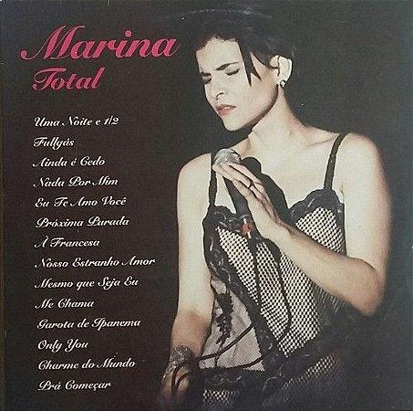 Marina Lima – Marina Total