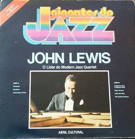 LP - John Lewis – O Líder Do Modern Jazz Quartet