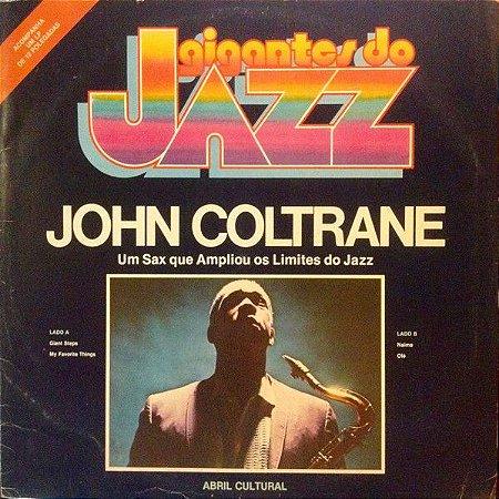 LP - John Coltrane – Um Sax Que Ampliou Os Limites Do Jazz