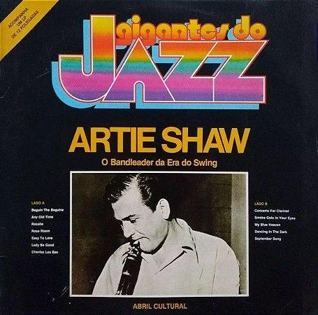 LP - Artie Shaw – O Bandleader Da Era Do Swing