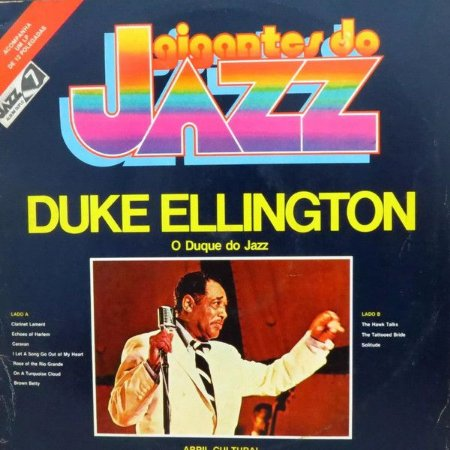 Duke Ellington ‎– O Duque Do Jazz