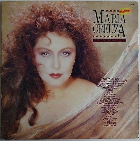 LP - Maria Creuza – Da Cor Do Pecado
