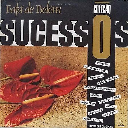 LP - Fafá De Belém – Sucessos