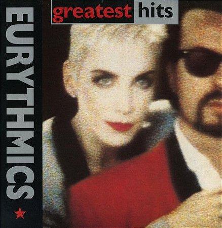 LP - - Eurythmics – Greatest Hits