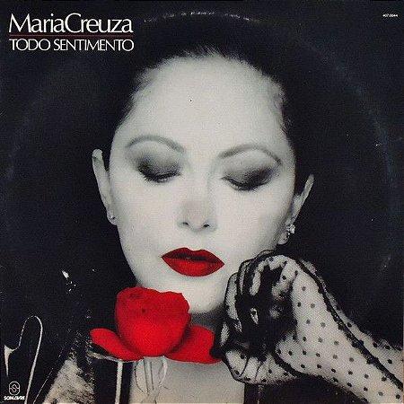 LP - Maria Creuza - todo o sentimento