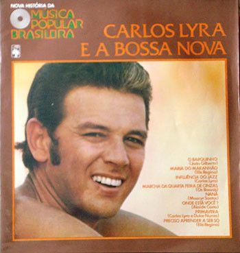 LP - Various – Nova História Da Música Popular Brasileira - Carlos Lyra E A Bossa Nova
