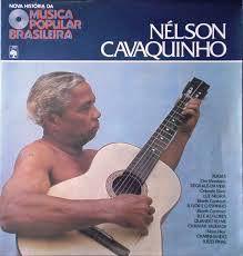 LP - Various – Nova História Da Música Popular Brasileira - Nélson Cavaquinho