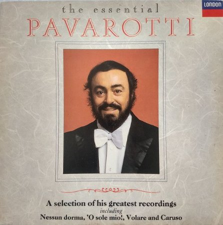 LP - Pavarotti – The Essential Pavarotti