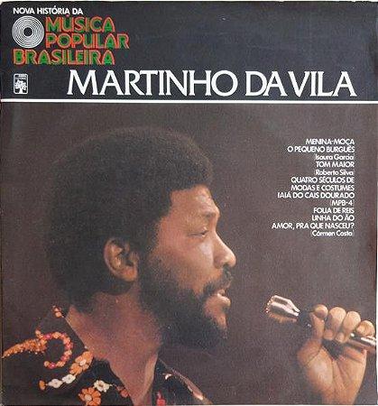LP - Various – Nova História Da Música Popular Brasileira - Martinho Da Vila