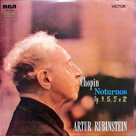 Chopin By Rubinstein – Chopin Noturnos Op. 9, 15, 27 e 32