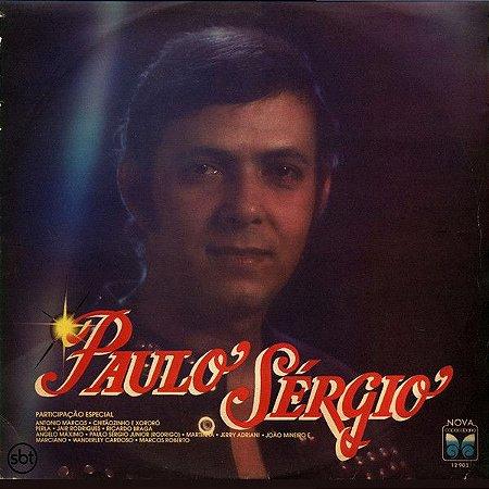 LP - Paulo Sérgio (2) – Paulo Sérgio 1987- Duetos
