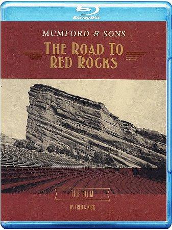 Blu-ray -  Mumford & Sons – The Road To Red Rocks (lacrado)