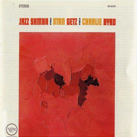 CD - Stan Getz & Charlie Byrd – Jazz Samba - Lacrado