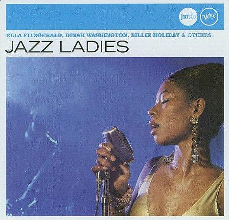CD - Jazz Ladies (Vários Artistas) - Lacrado