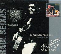 CD - Raul Seixas – O Baú Do Raul 1992 - 60 anos (Novo - Lacrado) - digipack