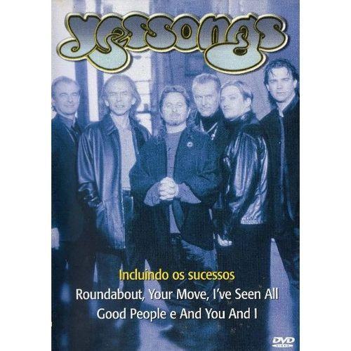 DVD - Yes-songs