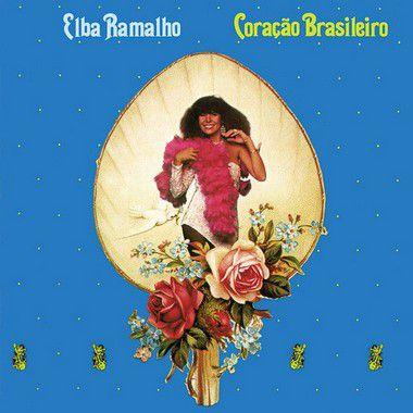 LP - Elba Ramalho – Coração Brasileiro