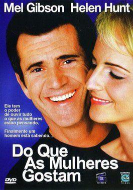 DVD - Do Que As Mulheres Gostam ( What Women Want) - Lacrado