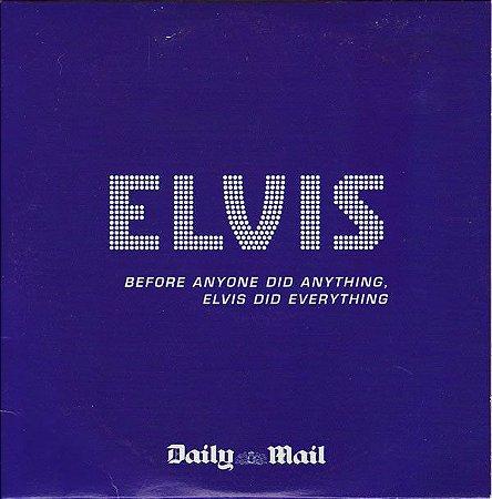 CD - Elvis – Before Anyone Did Anything, Elvis Did (Digipack) - IMP