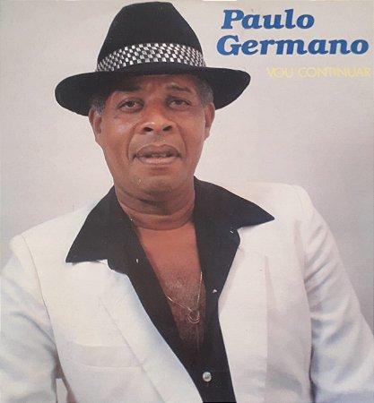 LP - Paulo Germano - Vou Contar