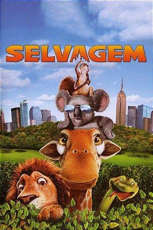 Selvagem (Digipack)