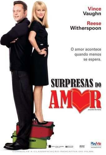 DVD - SURPRESAS DO AMOR