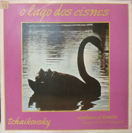 Tchaikovsky, Sinfonia Of London ‎– O Lago Dos Cisnes
