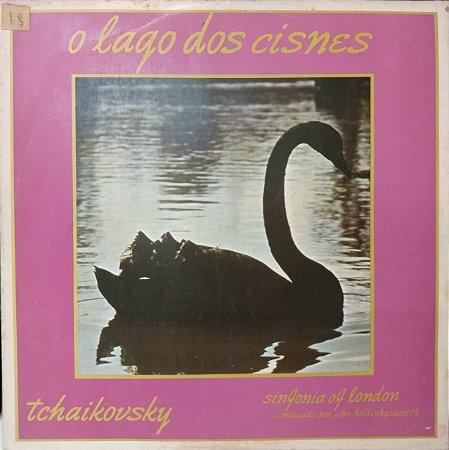 LP - Tchaikovsky, Sinfonia Of London – O Lago Dos Cisnes