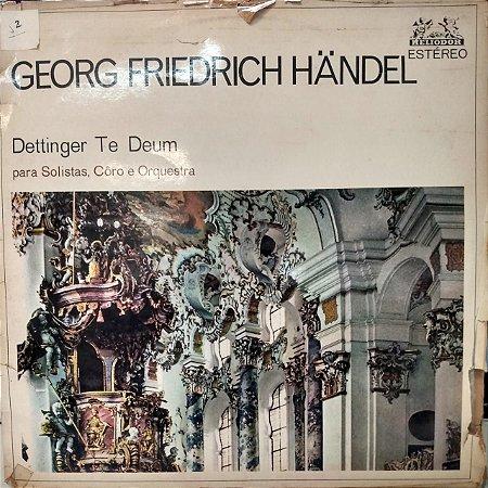 Dettinger Te Deum - Georg Friedrich Handel