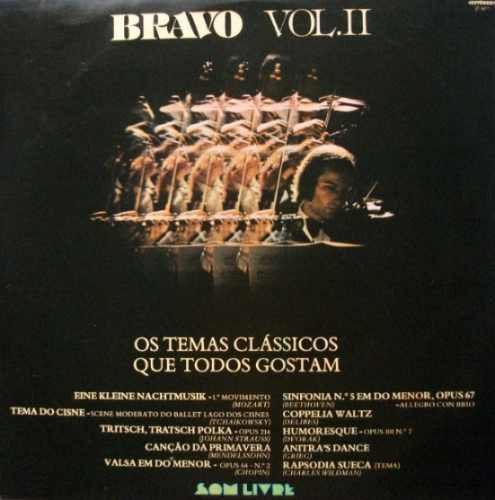 Various – Bravo Vol. II - Os Temas Clássicos Que Todos Gostam