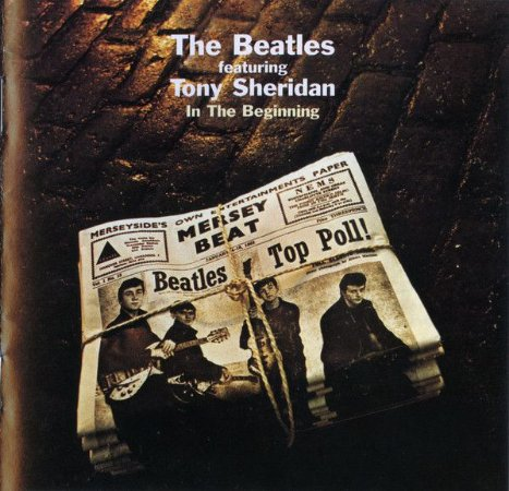 CD - The Beatles Featuring Tony Sheridan – In The Beginning - USA