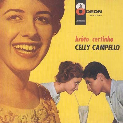 Celly Campello ‎– Brôto Certinho
