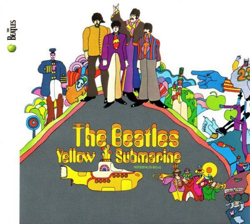 CD - The Beatles ‎– Yellow Submarine