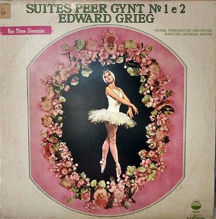 Edward Grieg - Suites Peer Gynt Nº. 1 E 2
