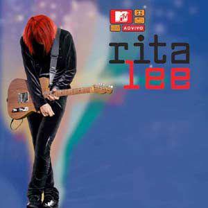 CD - Rita Lee – Ao Vivo (Novo)