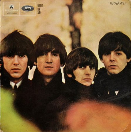 CD - The Beatles – Beatles For Sale