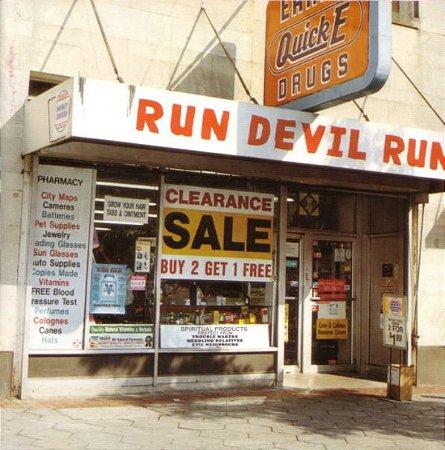 CD - Paul McCartney – Run Devil Run