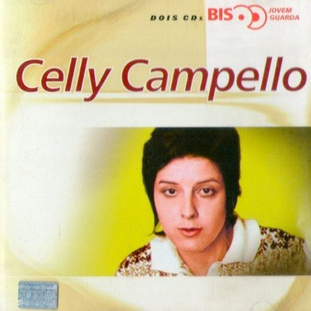 CD - Celly Campello – Bis