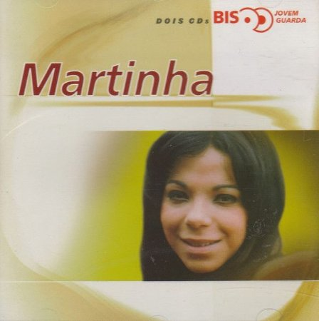 CD - Martinha – Bis