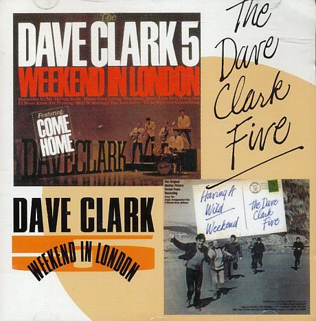 CD - The Dave Clark Five – Weekend In London - IMP