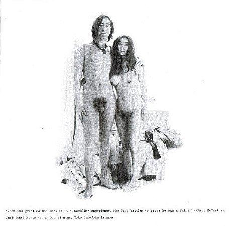 CD -  Duplo - Yoko Ono/John Lennon – Unfinished Music No. 1. Two Virgins. / John Lennon / Yoko Ono – Unfinished Music No. 2: Life With The Lions (Cd Duplo)