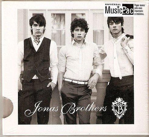 CD - Jonas Brothers – Jonas Brothers (DIGIPACK)