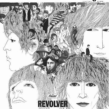 CD - The Beatles – Revolver (Importado - Inglaterra) (MONO)