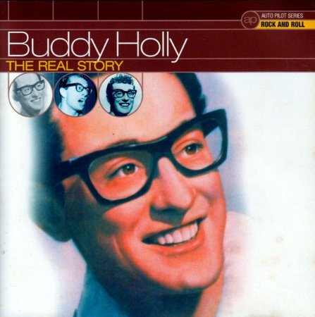 CD - Buddy Holly – The Real Story - IMP
