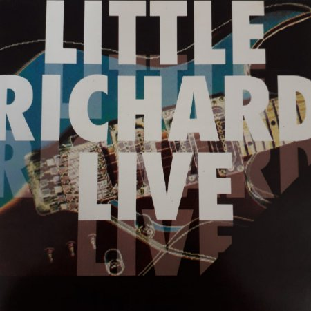 CD - Little Richard – Live